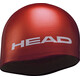 Head Silicone Moulded Cap Red